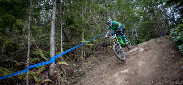 Max on his Banshee Legend tearing it up!