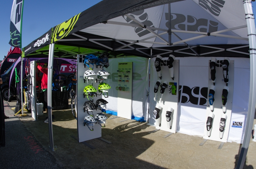 iXS side of our booth.