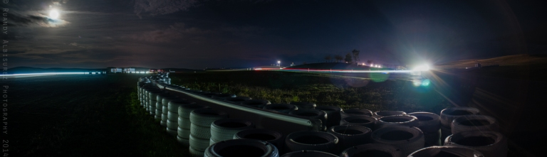 Nighttime Panoramic