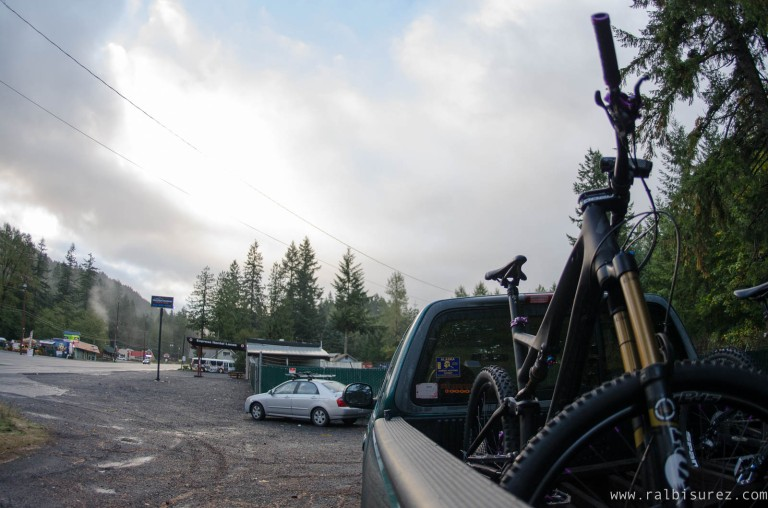 Mt. Hood Express Stop