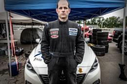 SCCA Racer Portrait with Derrick Ambrose