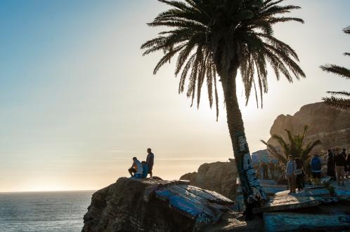 Trip To Sunken City in San Pedro, CA